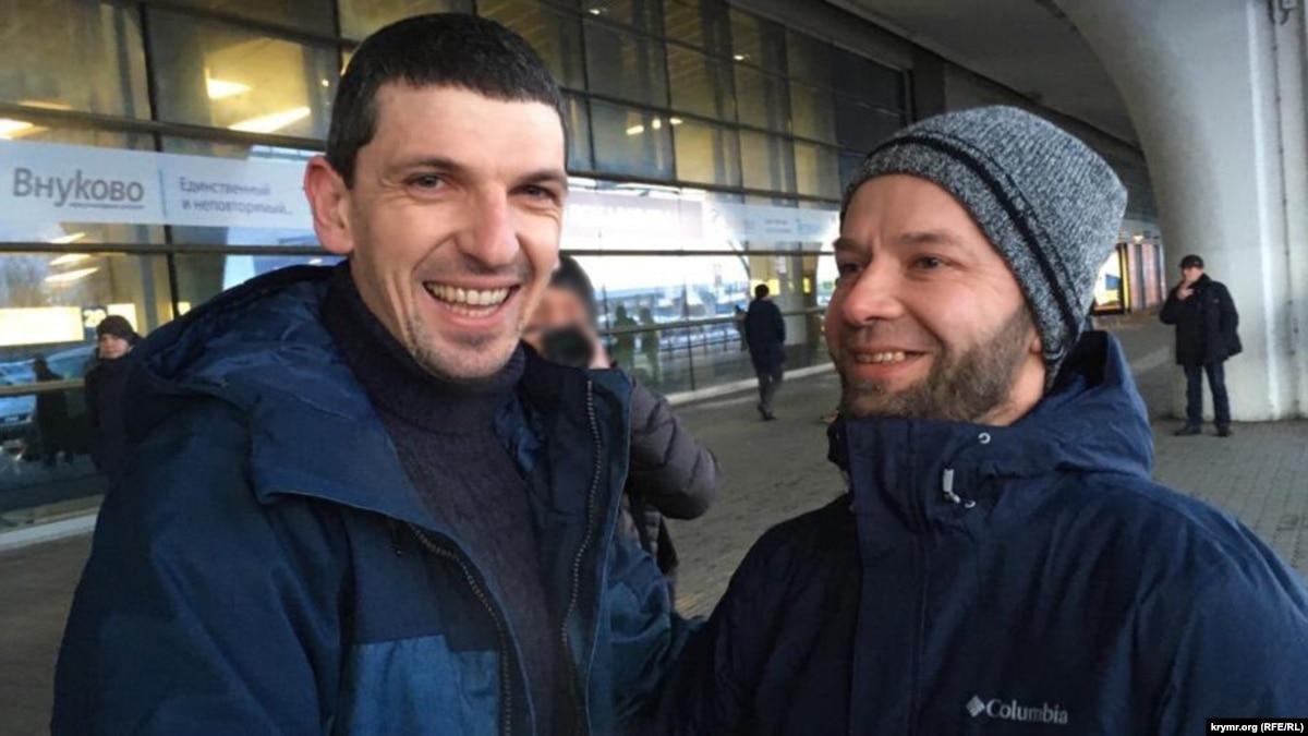 «Провели пять лет в тюрьме ни за что». Первые осужденные по «Хизб ут-Тахрир» крымчане вышли на свободу