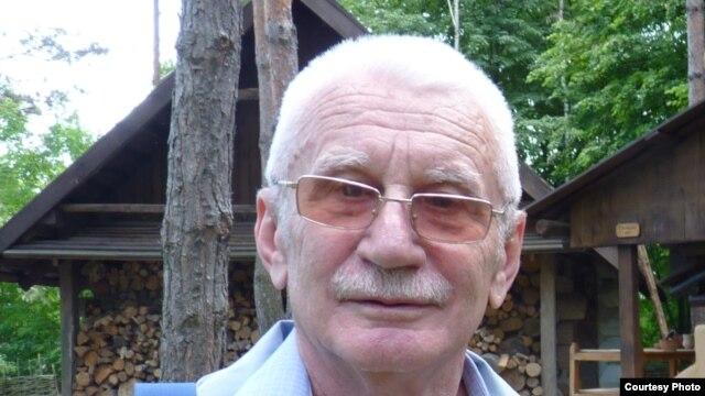 Историк, участник олимпийских конгрессов Юрий Теппер