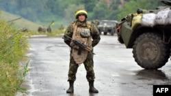 Українські силовики у Слов'янську, 7 липня 2014 року