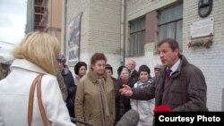 Алексей Ковалев на встрече с гражданами