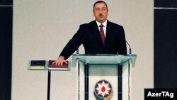 İlham Əliyevin andiçmə mərasimi, 2008