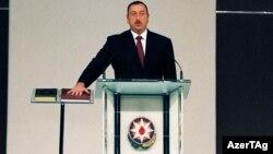 İlham Əliyevin andiçmə mərasimi - 2008