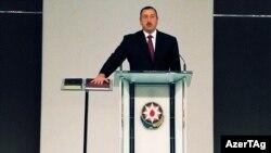 İ. Əliyevin andiçmə mərasimi, 2008-ci il
