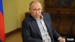 Россия Президенти Владимир Путин.