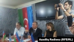 Azerbaijan - Meeting of National Council of Democratic Forces