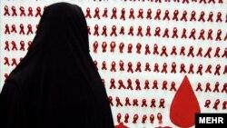 Выставка современного искусства на тему борьбы со СПИДом
