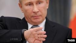Владимир Путин, раисиҷумҳури Русия
