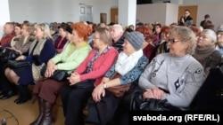 На лекцыі, прысьвечанай Багдановічу, у Горадні