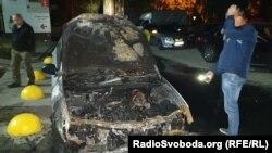 Авто програми «Схеми» спалили в ніч на 17 серпня