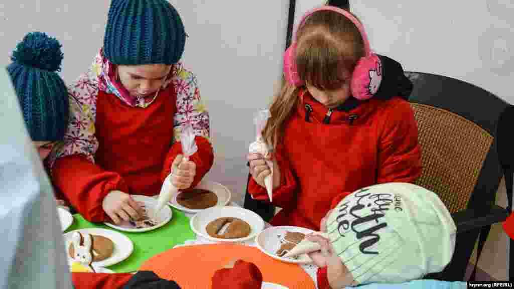 Мастер-класс для детей по изготовлению пряников