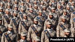 Članovi iranske Islamske revolucionarne garde čiji je general bio Qasem Soleimani ubijen 3. januara