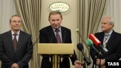 Учасники переговорів щодо врегулювання ситуації на Донбасі, архівне фото