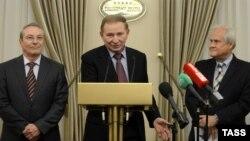 Учасники переговорів у Мінську (архівне фото)