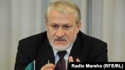 Закаев Ахьмад, Ичкерин лидер, Aнтверпен, 01ГIу2013