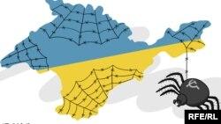 Политическая карикатура Евгении Олейник