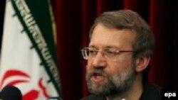 لاریجانی: فشارهای آمریکا عليه سوريه و ايران، اين دو دولت را تضعيف نكرده است.
