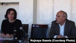 Эльвира Арсалия и Батал Кобахия рассказали о текущей деятельности министерства