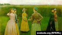Фэрнан Кнопф, «Успаміны» (1889)