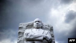 Statuia lui Martin Luther King Jr. la Washington