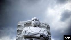 مجسمه مارتین لوتر کینگ در واشینگتن