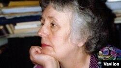Анна Таршис (Ры Никонова), 1942-2014