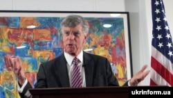 Тимчасовий повірений у справах США в Україні Вільям Тейлор