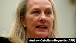 Alice Wells, principal deputy assistant secretary for South and Central Asian Affairs at the U.S. State Department
