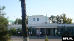 Türkmenistanyň Döwlet migrasiýa gullugy