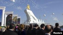 Айкелди ачуу салтанаты. 25-май, 2015