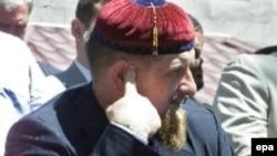 Исполняющий обязанности премьер-министра Чечни Рамзан Кадыров