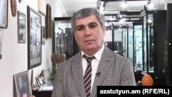 Лидер партии «Республика» Арам Саргсян, Ереван, 4 марта 2019 г.