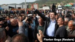 Лидерот на албанската опозиција Љуљзим Баша