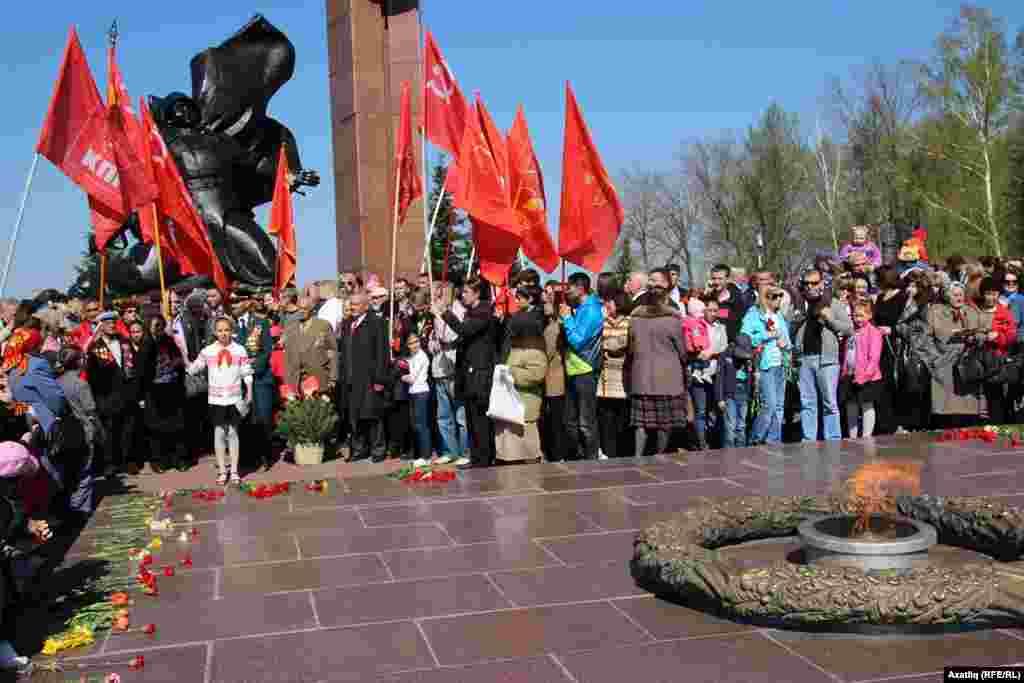 Коммунистлар чыгышы