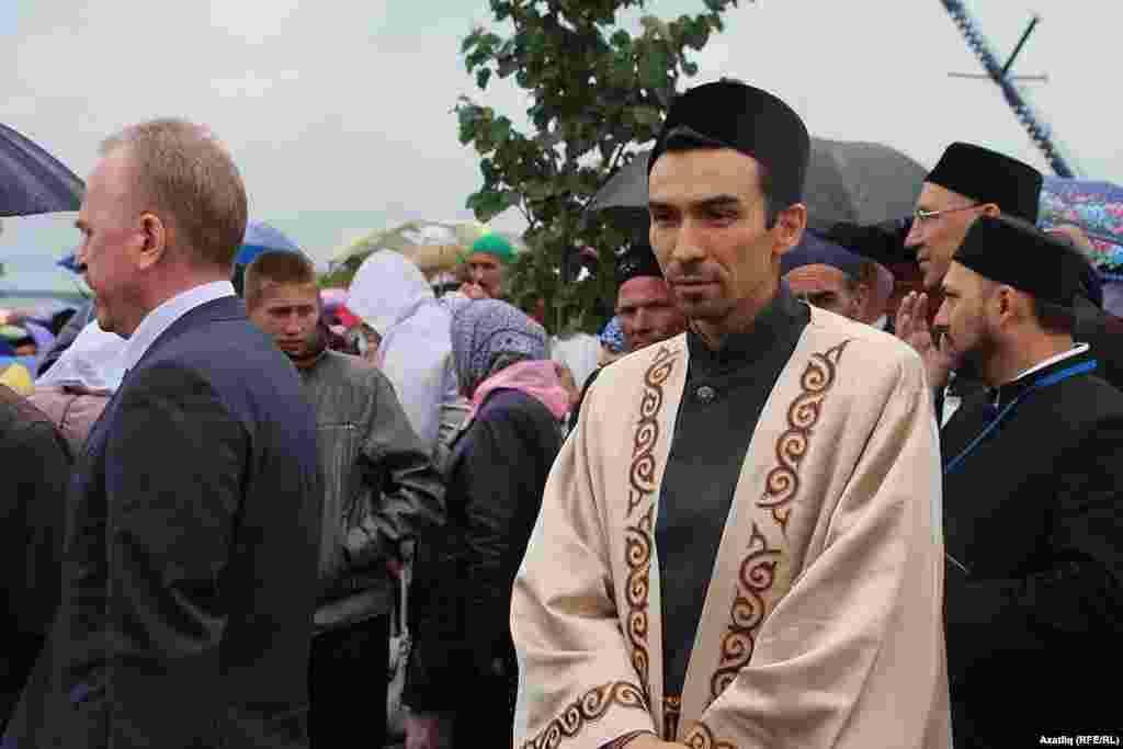 Avstraliyadaki tatar imamı Bulat İşmehemmetov
