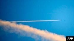 Ռազական օդանավ Սիրիայի երկնքում, արխիվ