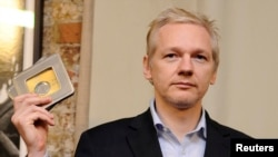 WikiLeaks founder Julian Assange has confined himself to the Ecuadorean Embassy in London since 2012.