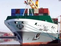 آمريکا شرکت کشتيرانی جمهوری اسلامی ايران را تحريم کرد