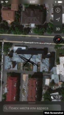 Источники утверждают, что Гульнара Каримова находится в своем доме, который расположен возле посольства Японии в Ташкенте.