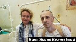 Мария Эйсмонт и Дмитрий Козюков