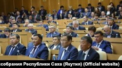 Заседание Ил Тумэна по корректировке бюджета 2017 года, архивное фото