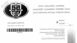 По результатам грузинской экспертизы, Маргиев жил еще двое суток после ареста Калоева. Это алиби, но только не в Южной Осетии. Калоев до сих пор находится в заключении, всему виной сложности перевода экспертизы с грузинского на русский