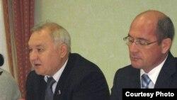 Илдар Гыйльметдинов һәм Ирек Шарипов