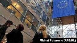 Unutrašnjost zgrade Delegacije Evropske unije u BiH, Sarajevo