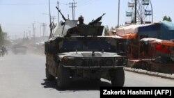 Forcat afgane, ilustrim.