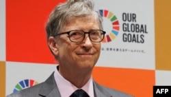 Бил Гейтс.