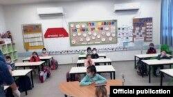 Դպրոց Իսրայելում, լուսանկարը` երկրի կրթության և գիտության նախարարության