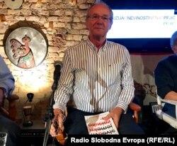 Nenad Pejić, bh. novinar i dugogodišnji direktor Radija Slobodna Evropa