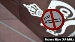 Fumatul interzis !