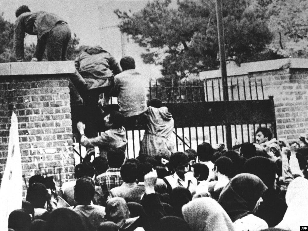 اشغال سفارت آمریکا در تهران در ۱۳ آبان ۵۸
