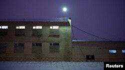Pamje nga burgu ku gjendet Tmishenko